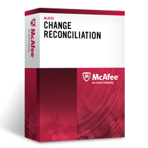 McAfee Change Reconciliation