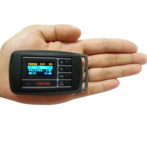 Wide Range RF Signal Detector GPS Detector