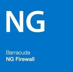 Barracuda NG Firewall